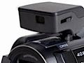 Ordro: Camcorder mit Projektor