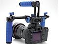Redrock: Günstige Anbauteile machen aus DSLRs Filmkameras