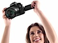 Canon: EOS 60D mit Schwenkdisplay und Full-HD-Videoaufzeichnung
