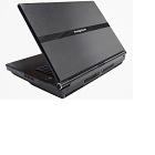 Eurocom Panther: 5-Kilo-Notebook mit Hexacore, zwei GPUs und vier Festplatten