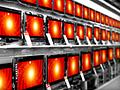 Unterhaltungselektronik: Flache Fernsehgeräte retten den Markt