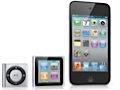 Apple: Neuer iPod touch, nano und shuffle