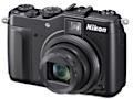Nikon: Coolpix P7000 mit niedrig auflösendem Sensor und 7fach-Zoom