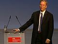 Google-Chef Eric Schmidt auf der Ifa
