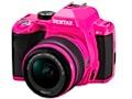 Pentax: Einsteiger-Spiegelreflexkamera K-r mit ISO 25.600