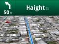 Google Maps für Android: Fußgängerroutenführung integriert