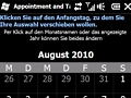 Kalender in Windows Mobile: Erweiterung bringt komfortable Terminverwaltung