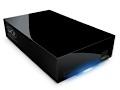 Externe Festplatte: Lacie Wireless Space mit WLAN und Gigabit-Ethernet