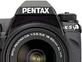 Pentax K-5: Neue Spiegelreflex von Pentax