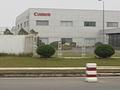 Canon-Fabrik in Thailand