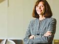 Interimschefin Cathie Lesjak