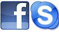 Zusammenarbeit: Facebook und Skype könnten Freunde werden