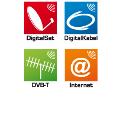 Consumer Electronics: Fernseher von Technisat mit Intels Atom