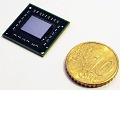 Fusion-Prozessor Bobcat: AMD zeigt Atom-Konkurrenten in Berlin in Betrieb