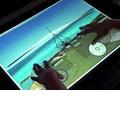 Microsoft Surface: Portal und Flugsimulator mit den Händen steuern