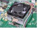 Fusion-APU Bobcat: AMD zeigt offenen Bobcat-Prototyp