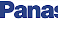 Panasonic-Schriftzug