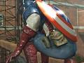 Captain America: Spiel zum Superheldenfilm