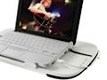 Logitech: Lautsprechermatte für Netbooks