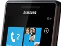 Samsung Omnia 7: Smartphone mit Windows Phone 7 und Super-Amoled-Display