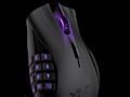 Funk optional: Tastaturmaus Razer Naga Epic mit abnehmbarer Schnur