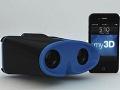 My 3D: Hasbro kündigt Stereoskopzusatz für iPhone und iPod an
