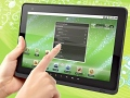 Ersteindruck: Creatives Tablets ohne Multitouch, aber leicht und günstig