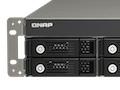 Rack-NASen: Qnaps Speichersysteme mit Dual-Core-Atom