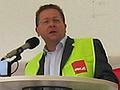 Lothar Schröder (Foto: DGB)