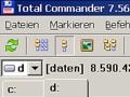 Total Commander 7.56a: Update bringt Fehlerkorrekturen