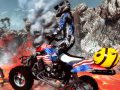 Spieletest Nail'd: Mit Motorrad und Quad durch Wald und Luft