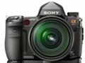 Sony: Spiegelreflexkameras A900 und A850 mit schnellerem Autofokus