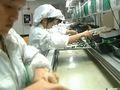 Foxconn Arbeiterinnen in Shenzhen