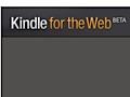 Amazon: Ein Kindle-Buchladen für jede Website