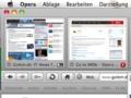 Opera 11: Browser mit Tabstapeln und Erweiterungen (Update 3)