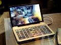 Razer Switchblade: Spielehandheld mit mechanischer Displaytastatur