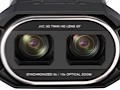 JVC: 3D-Videokamera mit zwei Objektiven filmt in Full-HD