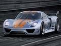 Detroit Auto Show: Porsche stellt Hybridrenner 918 RSR vor