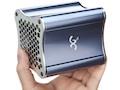 Xi3: Lüfterloser Minirechner mit Kupplung