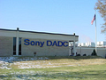 Sony-Fabrik in Pitman (Foto: Sony)