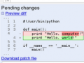 Google Code: Quelltextkorrekturen direkt im Browser