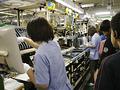 NEC-Fabrik in Yonezawa (Bild: NEC)