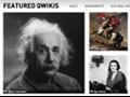 Qwiki: Aus Informationen im Netz werden interaktive Geschichten