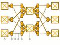 Topologie des DE-CIX (Bild: DE-CIX)