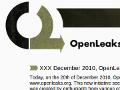 Openleaks: Whistleblower-Webseite leakt Whistleblower-Webseite