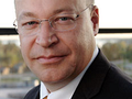 Konzernchef Stephen Elop (Bild: Nokia)