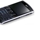 Acer Betouch E210: Smartphone mit Android 2.2 und Tastatur ist da