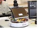 Eigenbau: Telepräsenzroboter aus Notebook und Staubsaugerroboter