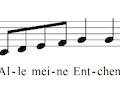 Musikpiraten: Gemeinfreie Liederbücher für Kinderbetreuungseinrichtungen