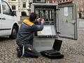 Kabel-Deutschland-Servicetechniker in Lübeck